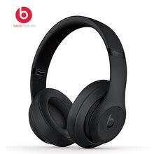 Bije Studio3 bezprzewodowe zestaw słuchawkowy Bluetooth słuchawki funkcji Pure ANC redukcji szumów słuchawki douszne z mikrofonem fone Beats by dre