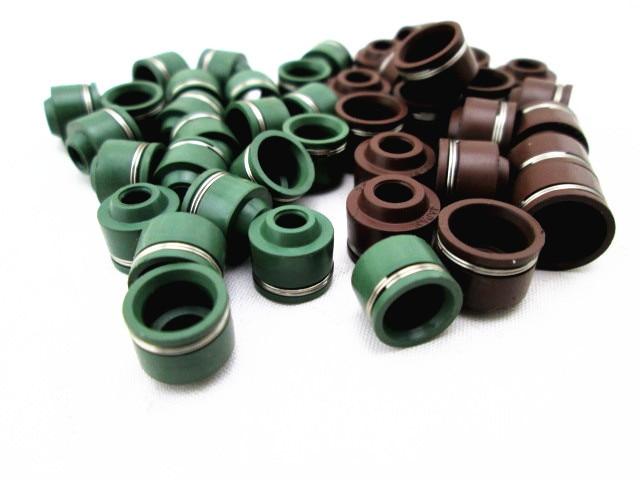 16PCS motorcycle 100%Brand new spiracle valve stem oil seal for HONDA CB400 CB-1 CBR23 CBR29 NC31 CB400SF NC31 NC23 NC27 NC29