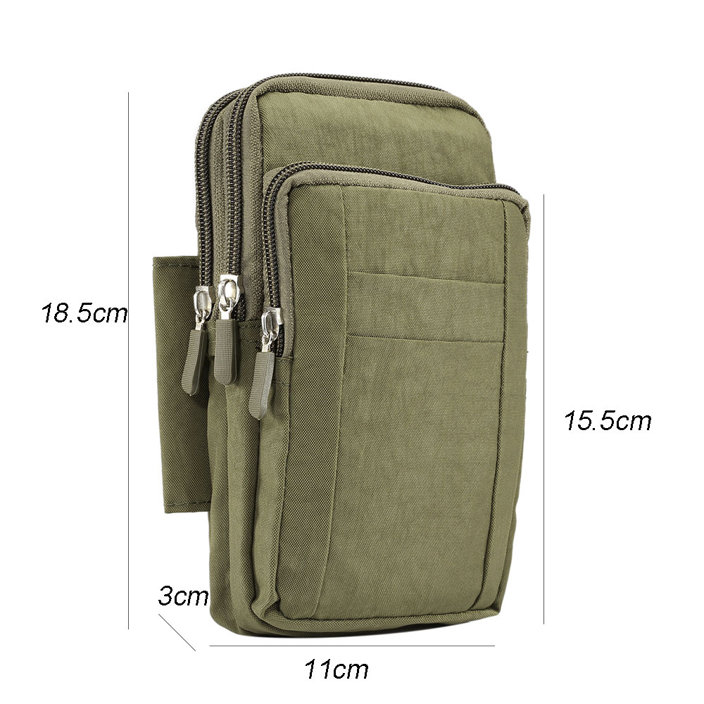 Universal Very Large Bag Package Multifunctional Cell Phone Bag Hanging Neck Wallet Outdoor Bag Pouch For iPhone for Tablet|for iphone|phone bag|phone neck pouch - title=