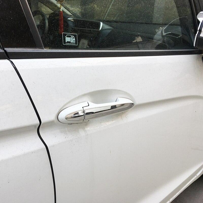 Brand New Car Stainless Steel Full Window Frame Trim Fit for Toyota RAV4 2013-16