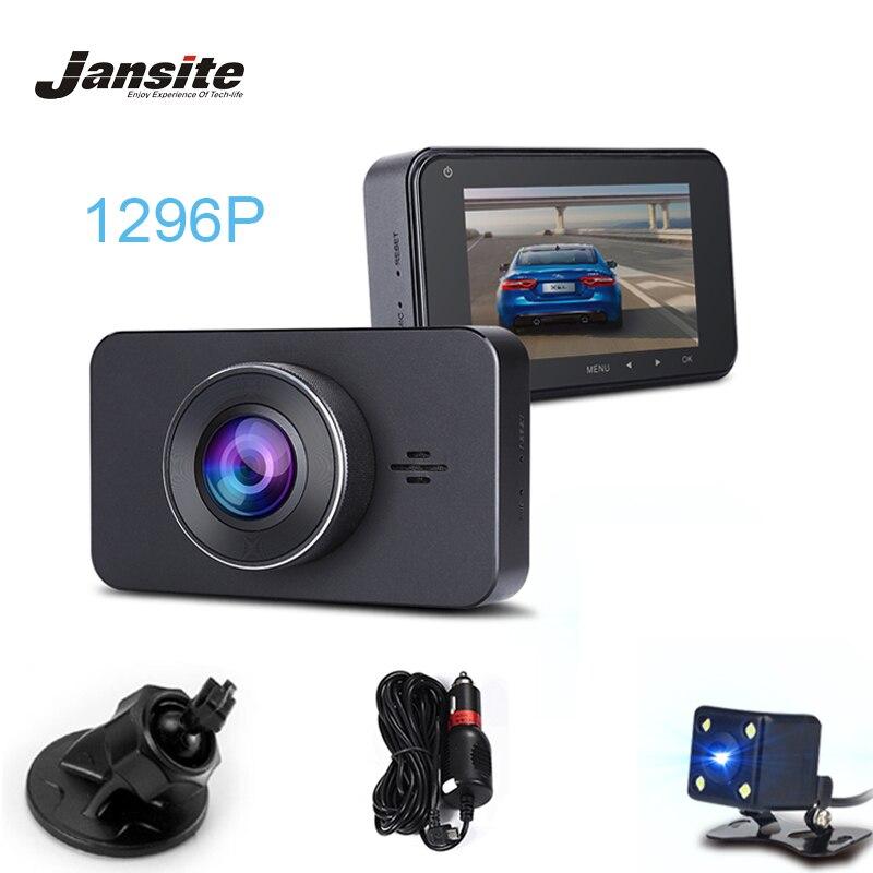 Jansite FHD 1296P Car DVR Camera 3