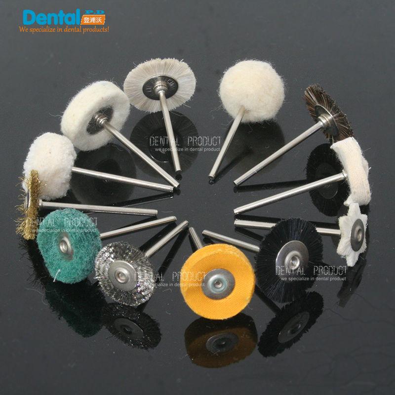 20pcs Dental Lab Brush Polishing pulidora de rueda para herramientas - Higiene oral - foto 4