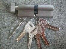 Чистая медь утолщение одной открытой двери блокировки ядра составляет 70 мм (35 мм + 35 мм) для 45 мм толщиной двери