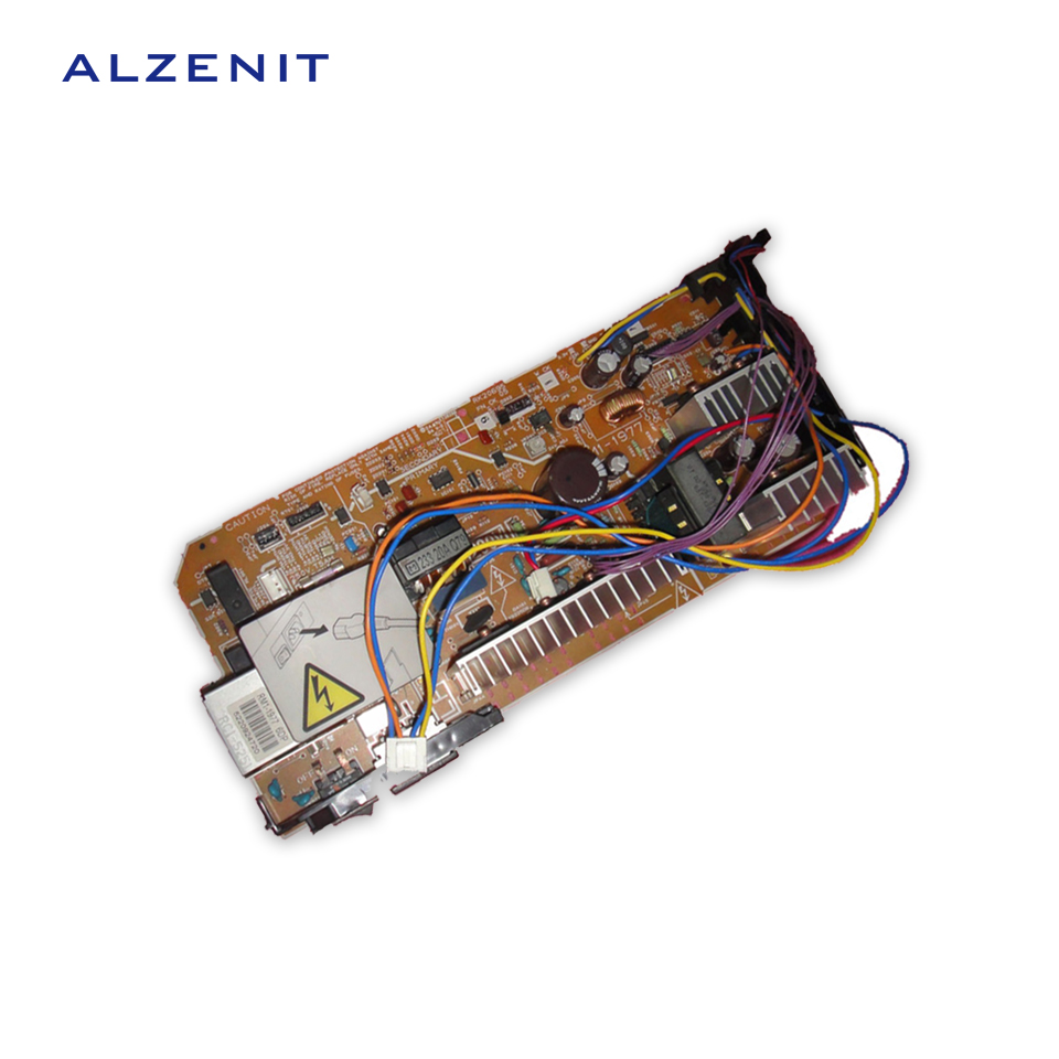 For HP2600 LaserJet 2600 1600 Original Used Power Supply Board Printer Parts 220V On Sale original all in one printer parts network board for hp m4345mfp fax board q3701 60004 remove from new machine new version