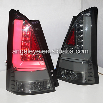For TOYOTA Innova LED Tail Lamp 2009-UP year Smoke black Color YZ