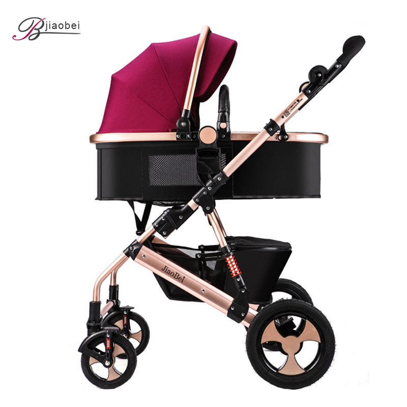 High Quality Baby Stroller many Colors New Born Can Use Stroller RU Free on sale leg cover free 7 gifts hk free high quality export baby twin stroller purple 4 colors in stock four season use twin kids baby car