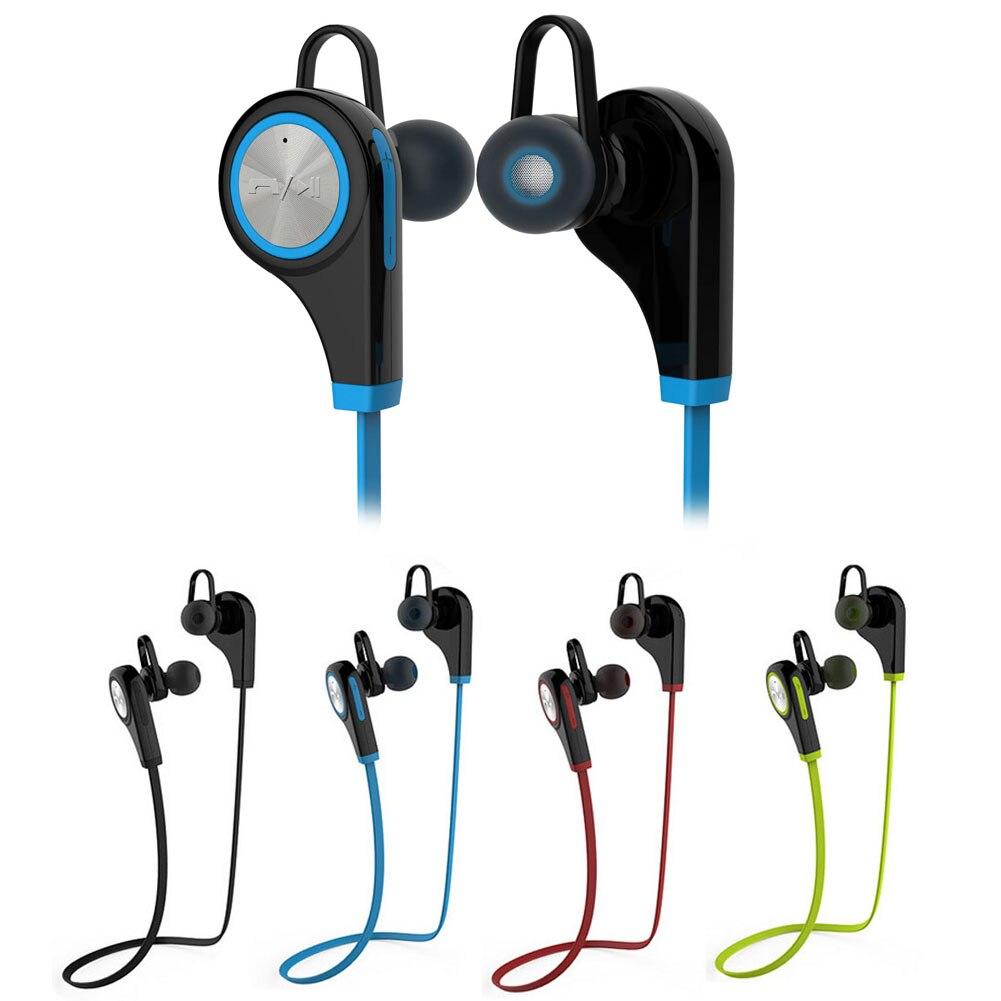 New Style <font><b>Bluetooth</b></font> Headphones Wireless Sports <font><b>Earphones</b></font> <font><b>Neck</b></font> Hanging Headset Running Music Stereo Earbuds Handsfree eals @JH