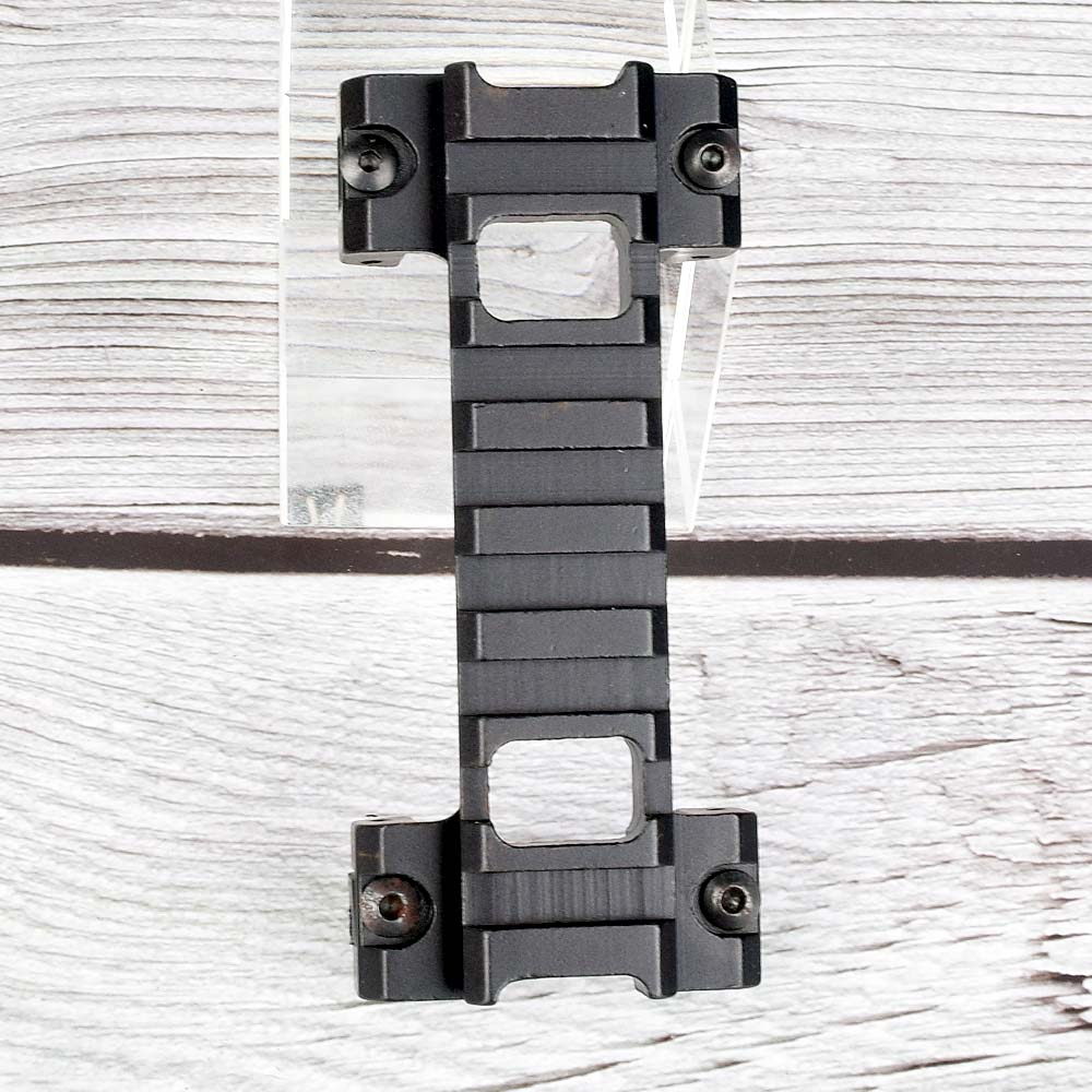 20mm Picatinny Weaver Scope Rail Mount Base Claw For Marui MP5 G3 Series Airsoft