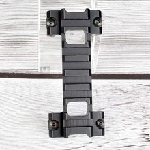 20mm riel Picatinny Weaver alcance riel de montaje base Garra Para Marui MP5 G3 serie Airsoft(China)