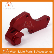 Best price CNC 320 Oversize Brake Disc Caliper Adapter Bracket For Honda CR CRF CRF250R CRF250X CRF450R CRF450X CR125 CR250 Motorcycle
