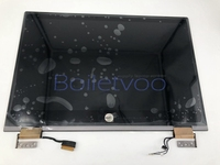 L15596 001 replacement For 15.6 HP Spectre x360 15T 15 CH011DX UHD 4K LCD Display Digitizer hinge up Assembly Monitor
