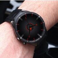 KW88 Pro 3g Smartwatch телефон Android 7,0 4 ядра 1. 3g Гц 1 ГБ 16 ГБ Bluetooth 4,0 Смарт часы телефон gps Носимых устройств