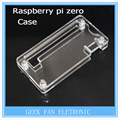 Latest Raspberry Pi Zero Clear White Case Transparent Shell Acrylic Enclosure Box for RPI Zero Free Shipping