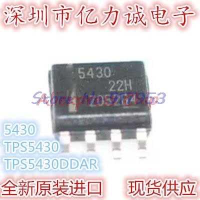 1 pcs/lot TPS5430DDAR SOP8 TPS5430 SOP 5430 SMD nouveau et original SOP-8 en Stock