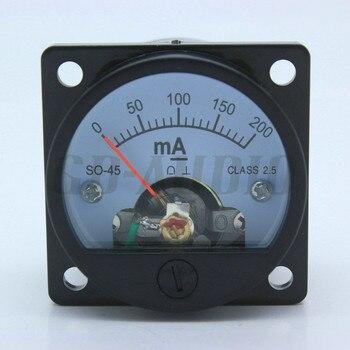 SO-45 DC100MA DC200MA усилитель DC головка Электромагнитная указка тип амперметр Тип Экспорта