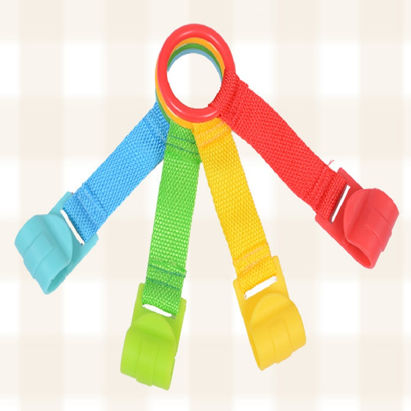 4pcs/lot  Ring For Playpen  Baby Crib Hooks General Use Hooks Baby Toys Baby Bed Hooks Bed Rings