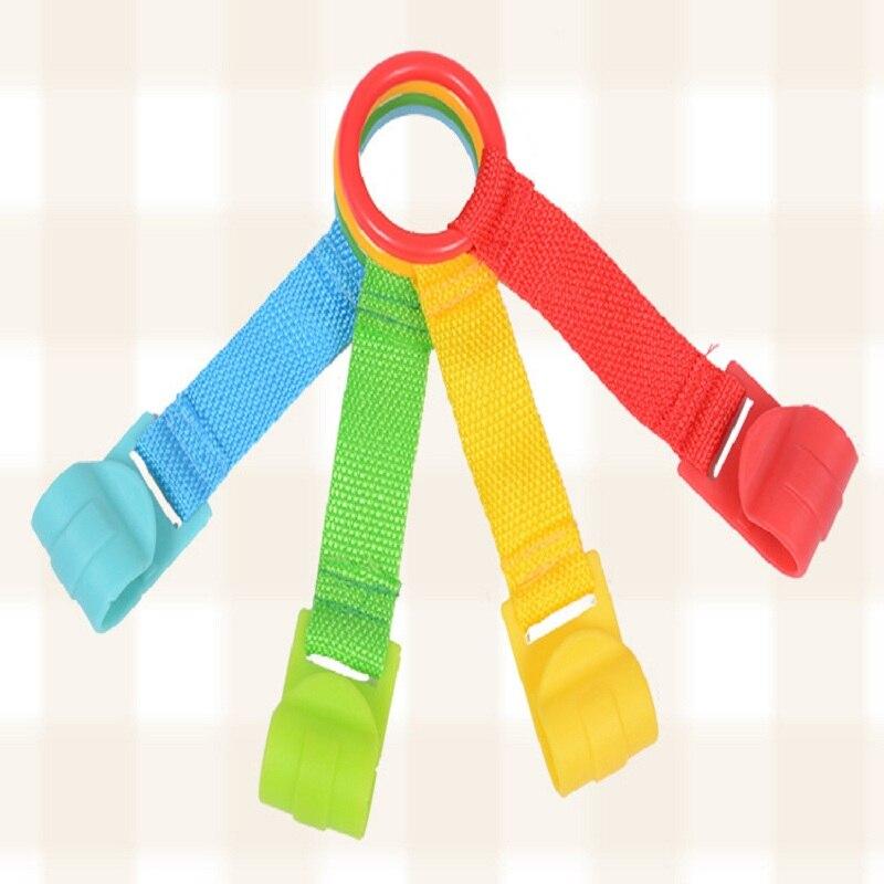 4pcs/lot  Ring For Playpen  Baby Crib Hooks General Use Hooks Baby Toys Baby Bed Hooks Bed Rings