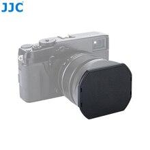 JJC osłona obiektywu aparatu dla Fujifilm LH XF23 i JJC LH JXF23 osłona obiektywu 62mm czarne koraliki Protector LC JXF23