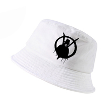 new k pop fashion V for Vendetta classic movie hat Men women bucket outdoor hunting panama fishing cap