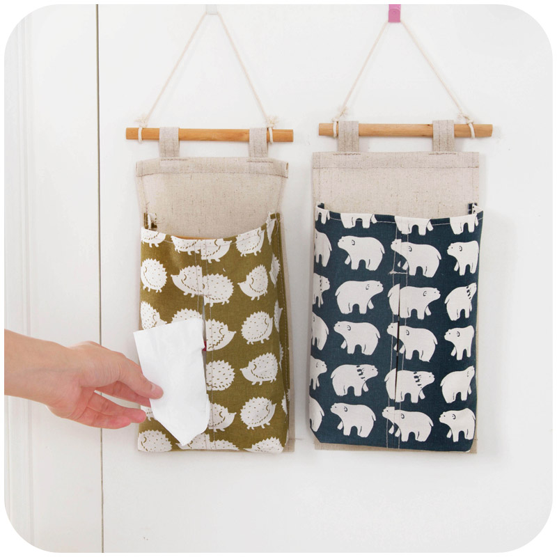 Things To Hang On Walls online shop hanging storage bag cotton, multi-purpose small things