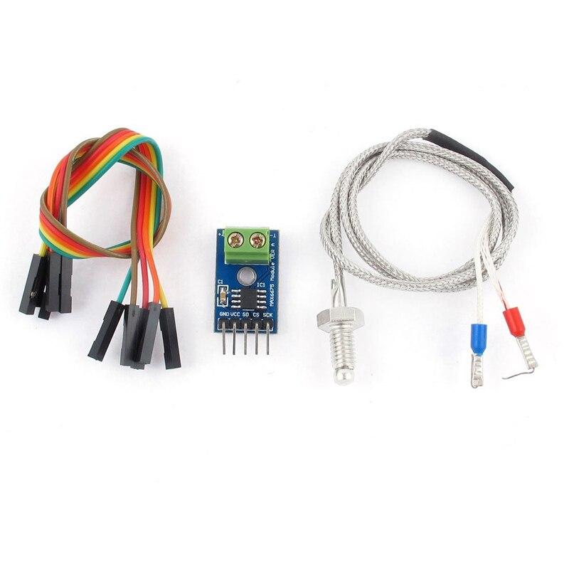 MAX6675 Module + K Type Thermocouple Sensor Module for