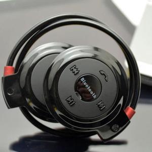 Image 2 - 3D Mini 503 Mini503 Earhook Wireless Bluetooth 4.2 Earphone Music FM Headset Sport Wireless Headphone Stereo Micro SD Card