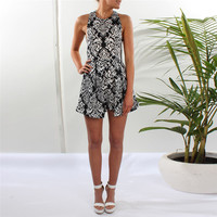 Fashion Women Ladies Printed Clubwear Playsuit Bodycon Party Jumpsuit Spring Summer Romper Trousers For Women 15