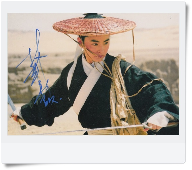 signed Brigitte Lin autographed original photo  7 inches collection freeshipping  062017 snsd tiffany autographed signed original photo 4 6 inches collection new korean freeshipping 012017 01