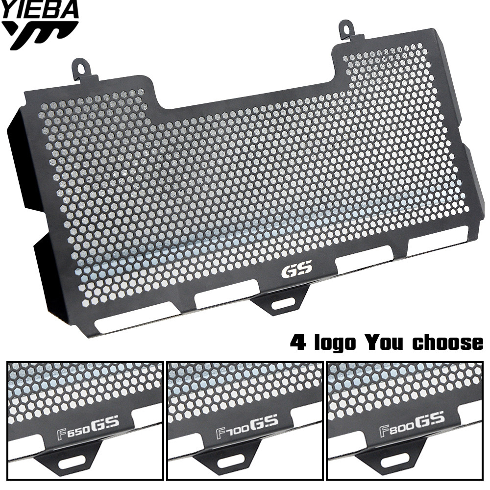 for BMW F650GS F700GS F800GS F 650 700 800 GS 2008-2016 Motorcycle Radiator Guard Protector Grille Grill Cover Stainless Steel stainless steel radiator frame grill grille cover for kawasaki vulcan vn 1500 1700