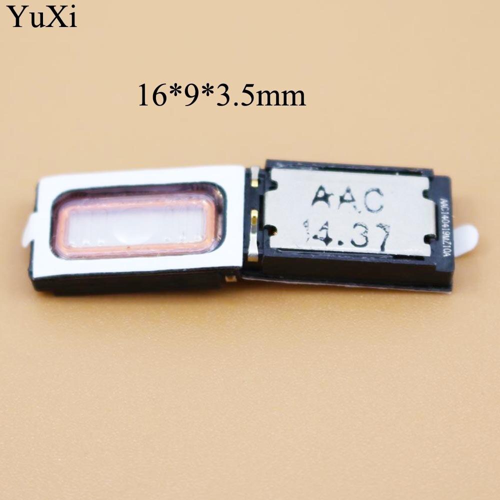 YuXi Loudspeaker Buzzer Ringer Horn For Lenovo K3 K30 A6000 A6010 For HTC One M7 816 D816T S720E Z502E Repair Parts. 16*9*3.5mm