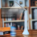 USB Rechargeable Touch Sensor LED Desk Table Light Dimmable Foldable Lamp LED Reading Light Table Lamp Drop Shipping