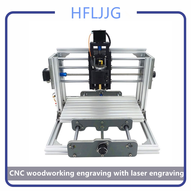 CNC DIY CNC engraving machine 2417+2500mw 3 axis mini Pcb Pvc milling machine metal wood carving machine router GRBL controlCNC DIY CNC engraving machine 2417+2500mw 3 axis mini Pcb Pvc milling machine metal wood carving machine router GRBL control