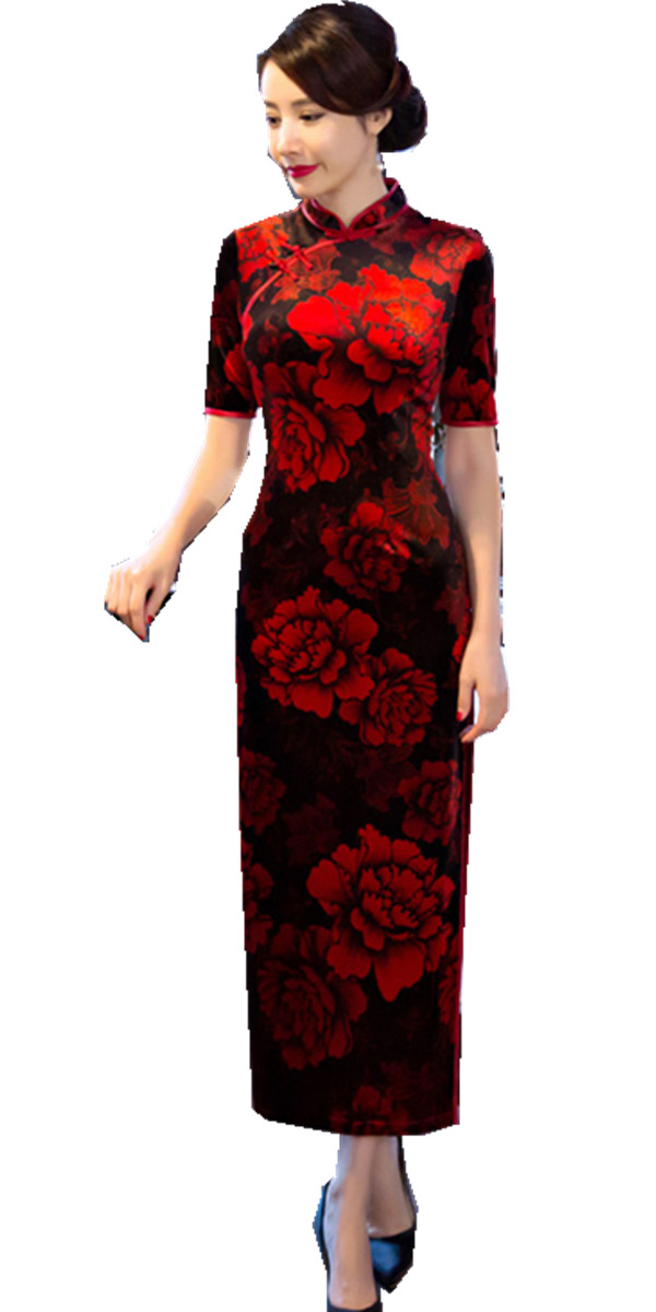 popular modern qipaobuy cheap modern qipao lots from