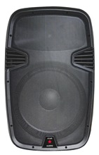 STARAUDIO Professional Powered/Energetic KTV /Stage/Church 15″ 3500W MP3 PA DJ USB SD FM EQ Bluetooth Speaker SDE-15A