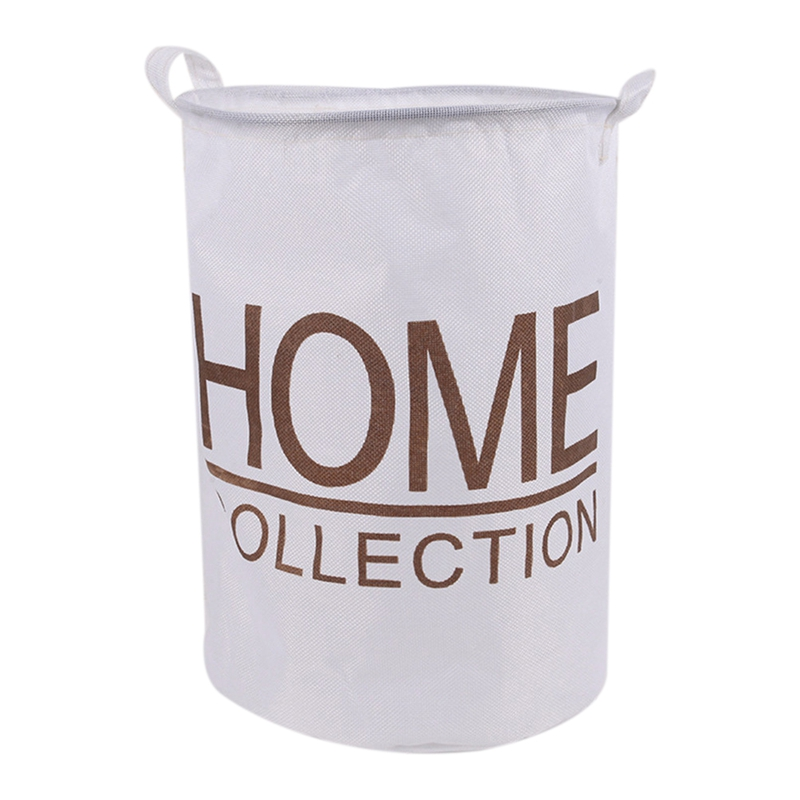 Laundry Basket Dirty Clothes Storage Fashion Waterproof Large Basket Debris Storage Box A803 22