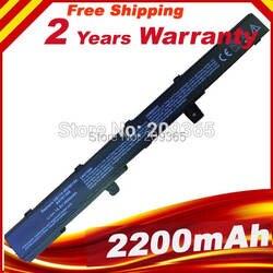 4 ячейки Батарея для ASUS A41 D550 X451 X451C X451CA X551 X551CA X551C A31N1319