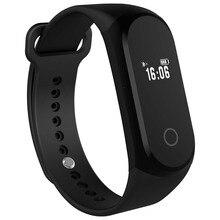 Умный Браслет Спорт Smartband Монитор Сердечного ритма Браслет Фитнес Браслет Водонепроницаемый Рейтинг ip67 Bluetooth 4.0 Tracker Android
