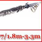 бесплатная доставка y64 2.7 м 8.858 м высокуглеродистая спиннинг телескопические заманить лед полюс оптовая продажа