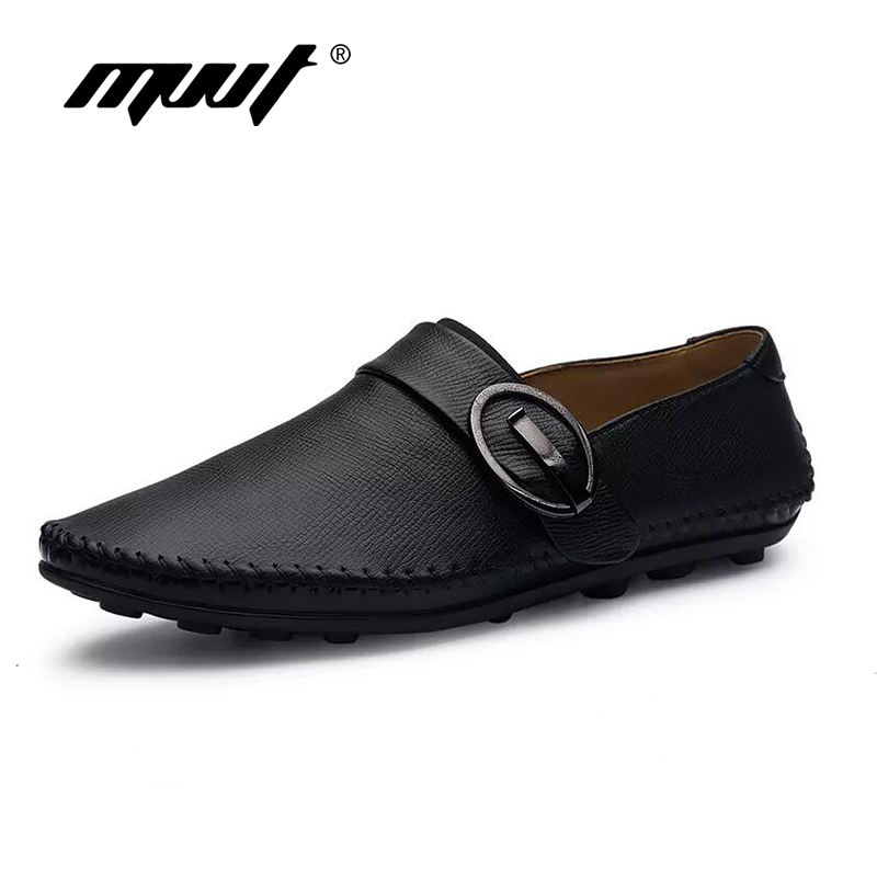 Men's Casual shoes 100% Genuine Leather Shoes Men,Soft Slip On Brand Design Men Loafers Moccasins Handmade flats Shoes, british slip on men loafers genuine leather men shoes luxury brand soft boat driving shoes comfortable men flats moccasins 2a