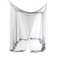 4 Corner Bed Netting Canopy Mosquito Net Bed Home Supplies Black Camping Mosquito Net