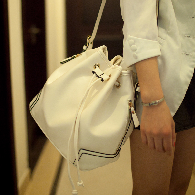 Aliexpress.com : Buy ANAWISHARE Bucket Bags Women Handbags Pu ...