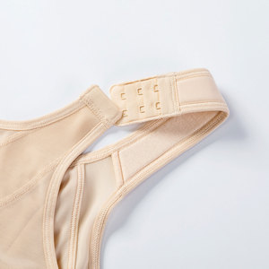 Image 5 - Reggiseno di sostegno posteriore senza fili con chiusura frontale da donna Delimira