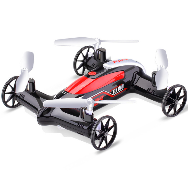 Newest Air-ground Syma X9 RC Drones with remote control Quadcopter Flying Car Aeromodelo air swimmers helium remote control flying shark