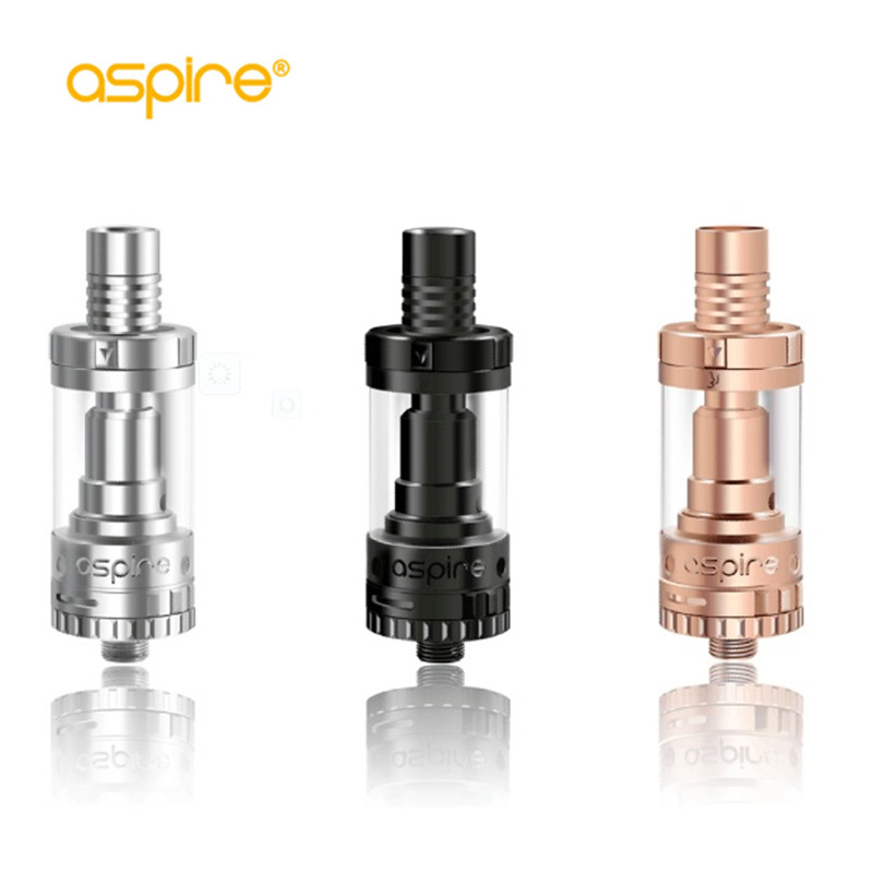 Original Aspire Triton mini Tank Aspire Electronic Cigarette Atomizer With Triton Mini coils Top Filling System for box Mod Vape