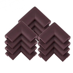 12pcs baby safety thickened nbr foam corner edge cushions desk table protector cover guard brown .jpg 250x250