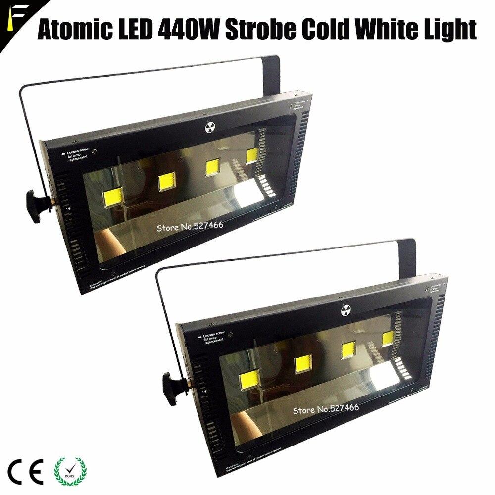 Pro Stage LED Strobe Light 400w 4 SMD Leds x100 watt Flashing Strobe Light with Cool