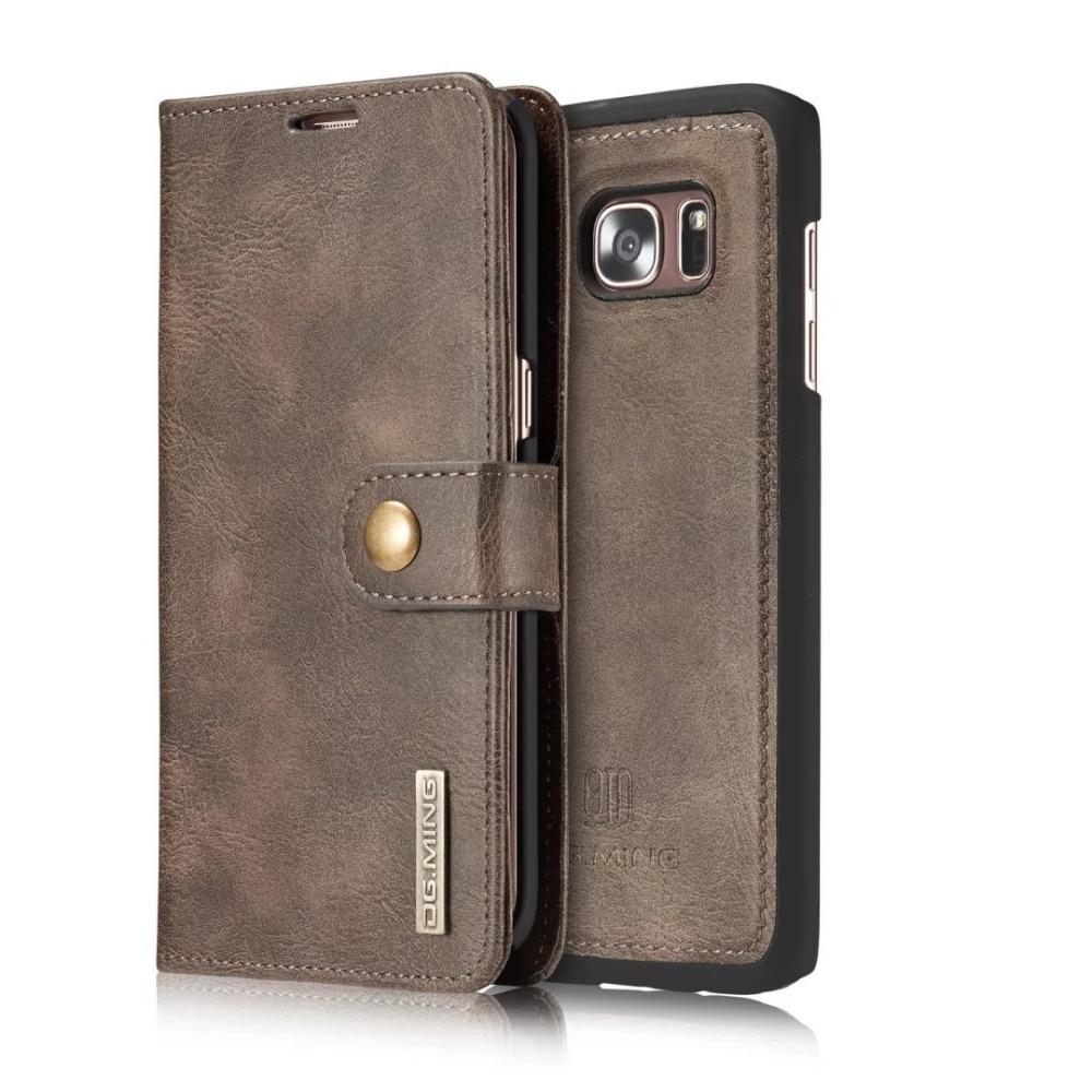 ©S7edge для samsung Galaxy S7 край Geniune кожаный ...
