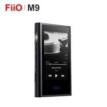 FiiO M9 HIFI AK4490EN * 2 dengeli WIFI USB DAC DSD taşınabilir yüksek çözünürlüklü ses MP3 çalar Bluetooth LDAC APTX FLAC