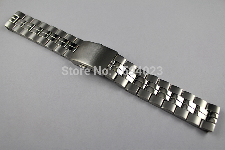 19mm T049417A T049407 T049410 Male models Watch Band T-CLASSIC Stainless Steel band For T04919mm T049417A T049407 T049410 Male models Watch Band T-CLASSIC Stainless Steel band For T049