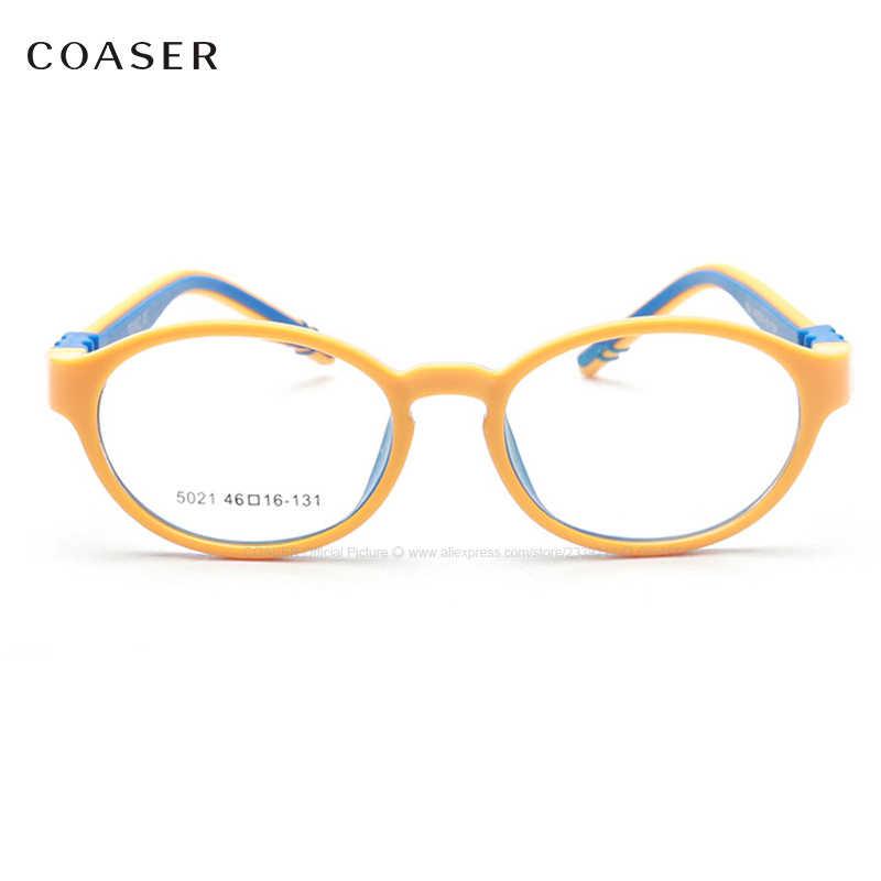 Baby Children Glasses Optical frame Girl Boy Vision Glasses Fit Computer  Reading Prescription Clear Lens Kids Nerd Spectacles